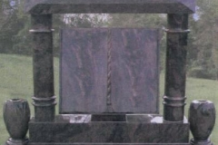 House Round Pillars